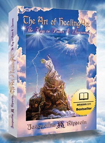 The Art of Healing Art Book