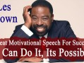 It's Possible – Les Brown & John-Leslie Brown