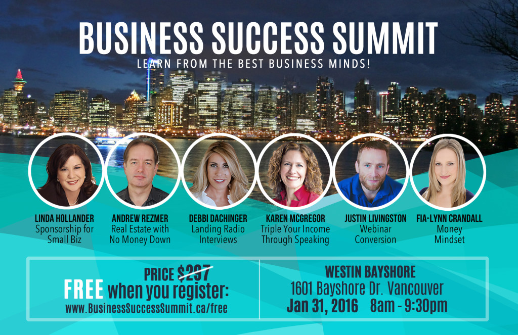 Business Success Summit 2016