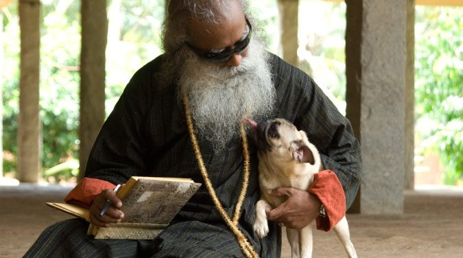 Inner Engineering- Sadhguru and the Isha Foundation