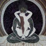 Sacred erotic dance with devi ward