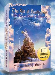 The Art of Healing Art Book