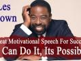 It's Possible – Les Brown & John-Leslie Brown