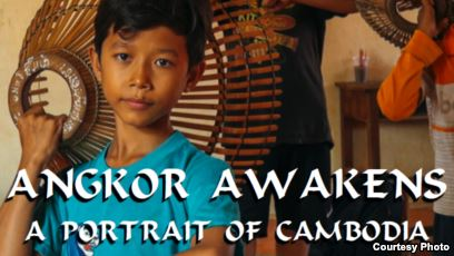 "VIFF – ""Angkor Awakens: A Portrait of Cambodia"" with Robert H. Lieberman"