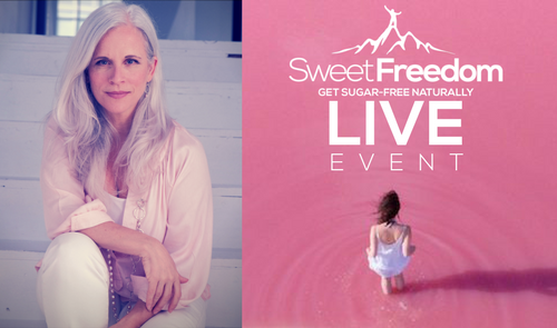 Sweet Freedom – Get Sugar Free Naturally with Sherry Strong