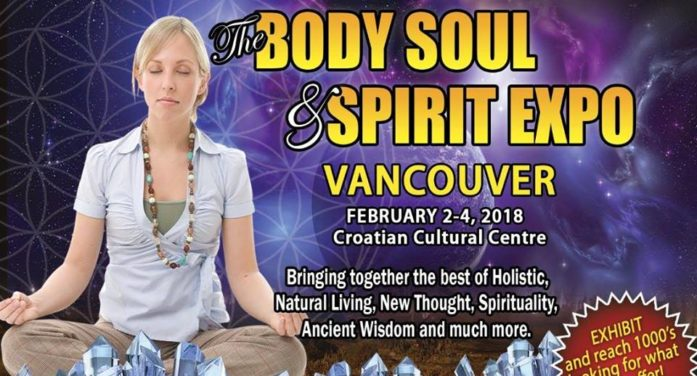 2018 Body Soul & Spirit Expo Vancouver – with Chandler Armstrong