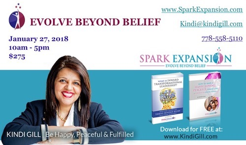 How to Evolve Your Life Beyond Belief – with Kindi Dulai-Gill