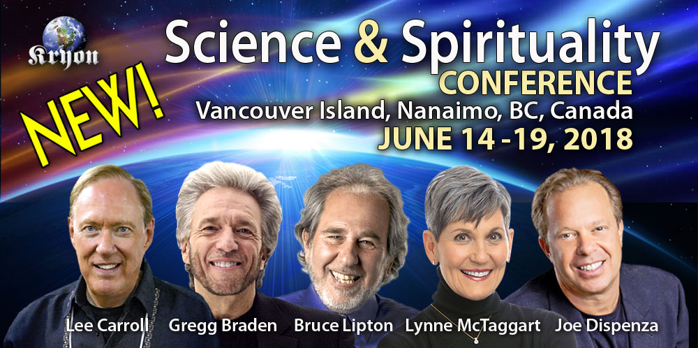 Science and Spirituality - with Gregg Braden - Conscious