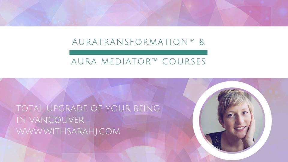 Transform Your Aura - With Sarah Jennings - Conscious Living Radio